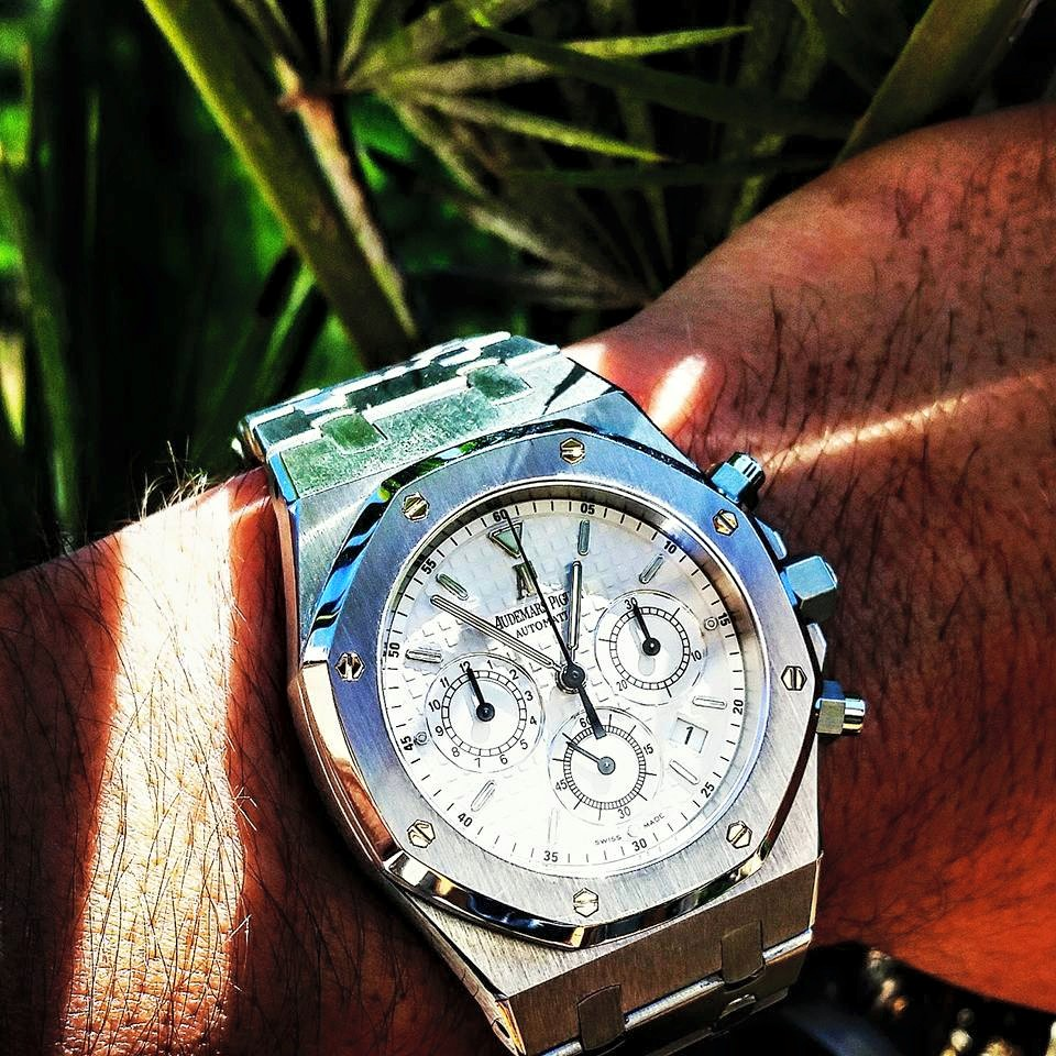 Achat-vente de montres de luxe