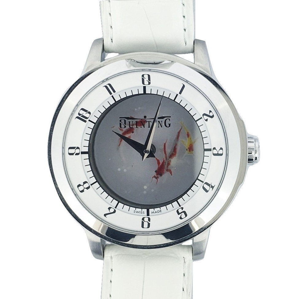 Montre Neuve Quinting Art Collection Fish.
