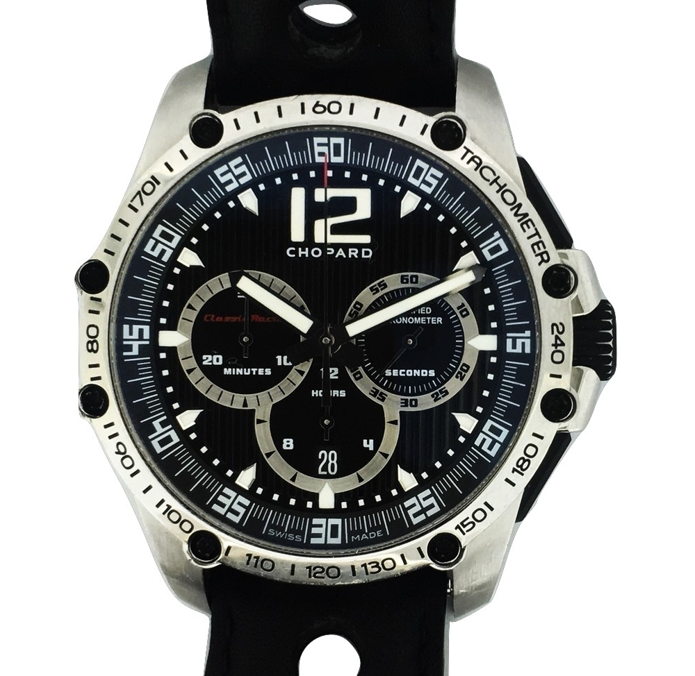 Montre occasion Chopard Mille Miglia Racing Classic Superfast.