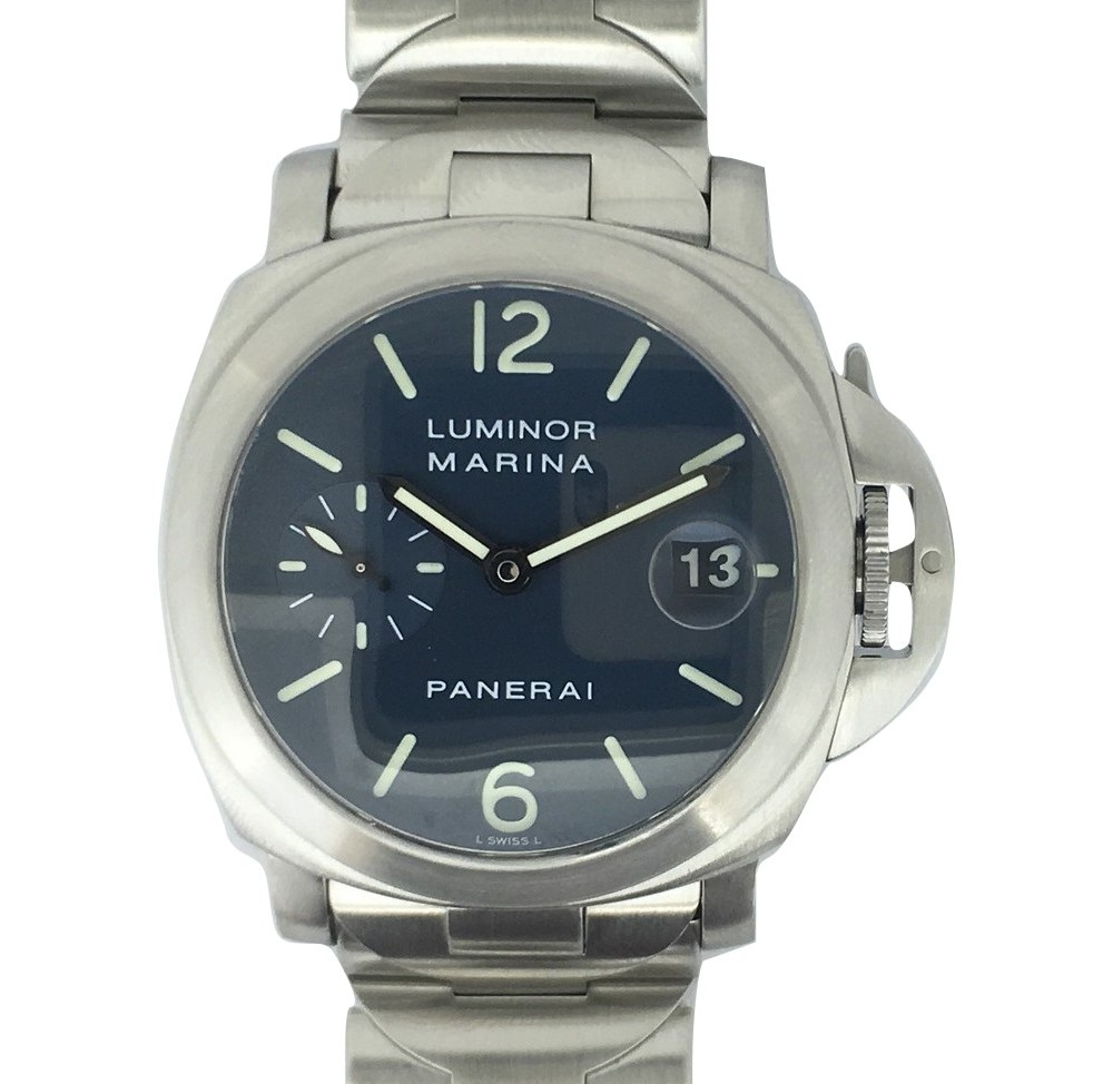 Montre occasion Panerai Luminor Marina Pam00069.