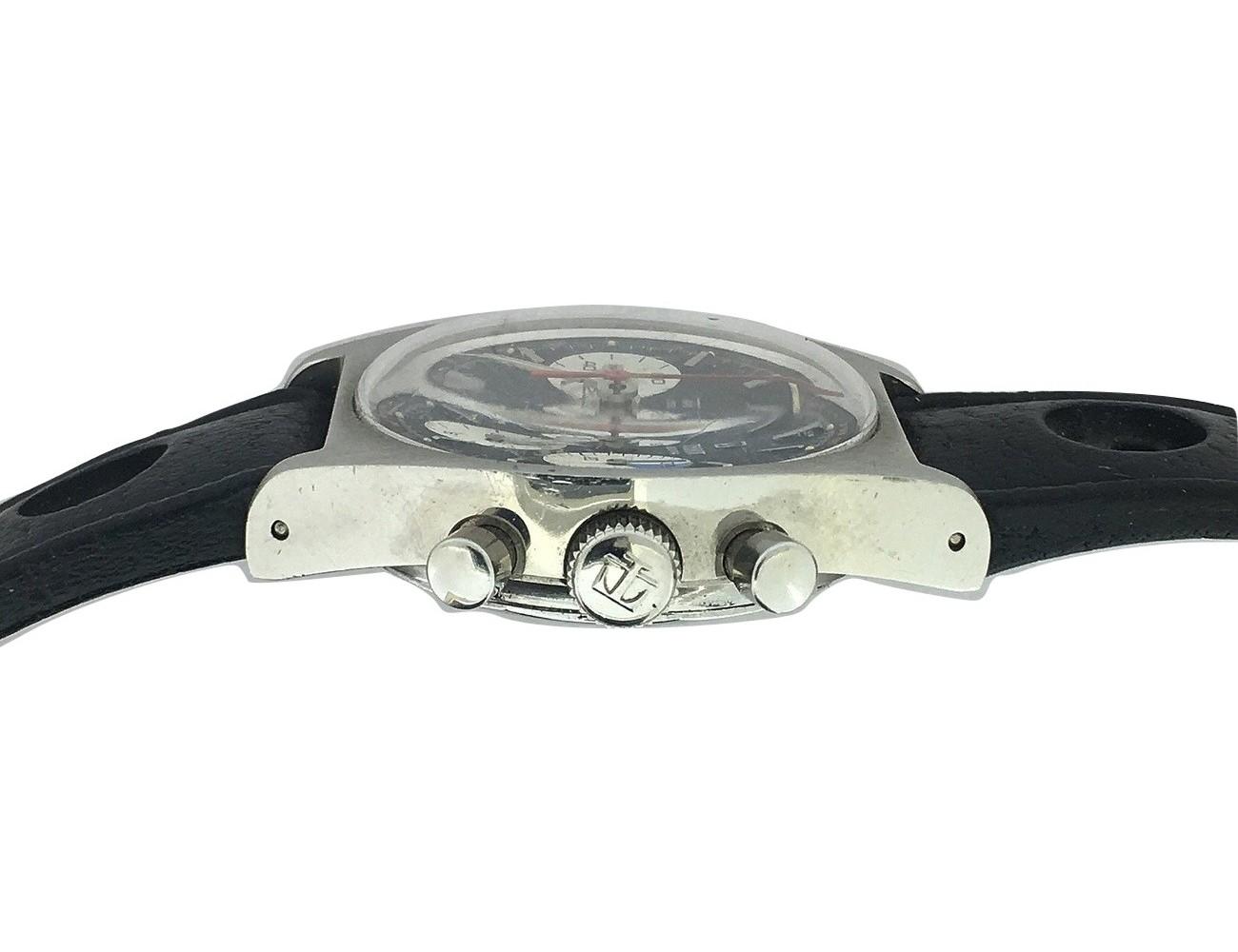 Montre occasion Tissot Seastar Chronographe.