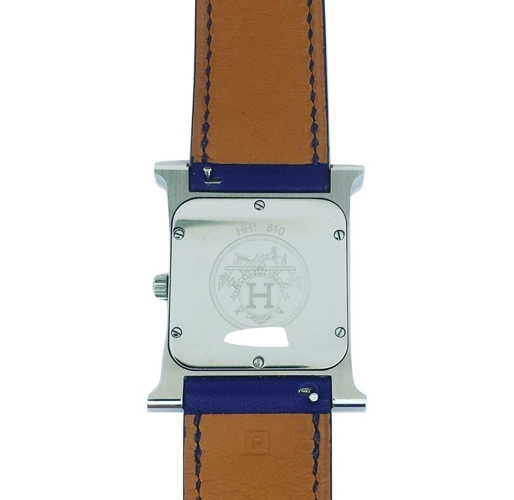 Montre occasion Hermes H MM.