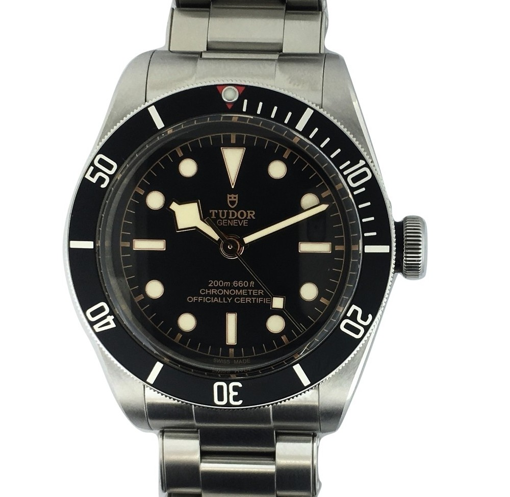 Montre occasion Tudor Black Bay 79230N.