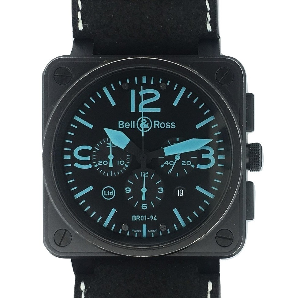 Montre occasion Bell & Ross BR01-94 LTD.