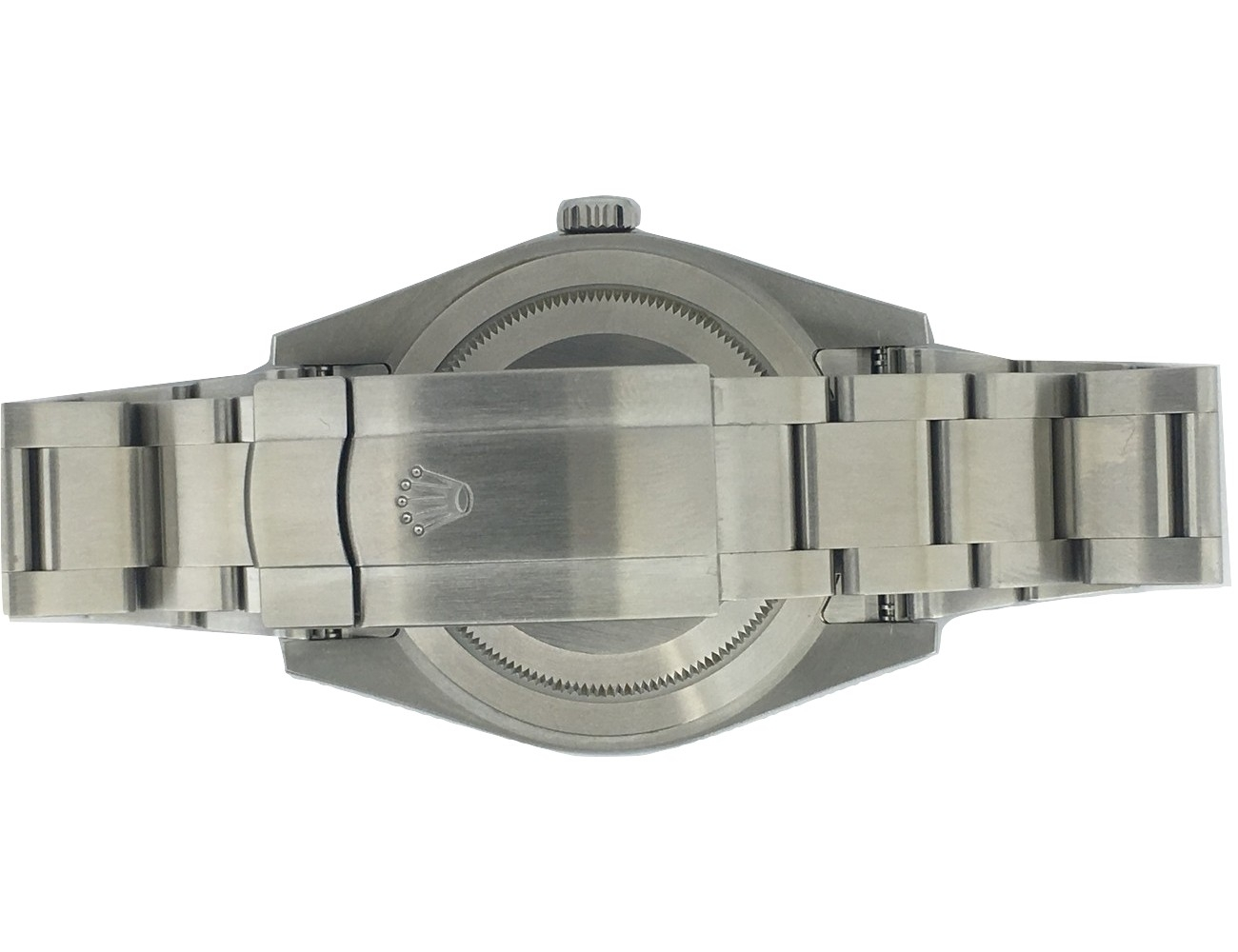 Montre occasion Rolex Oyster Perpetual 114300.