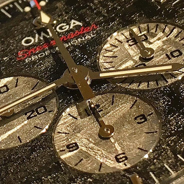 Montre occasion Omega Speedmaster Apollo-Soyuz 35th anniversaire.