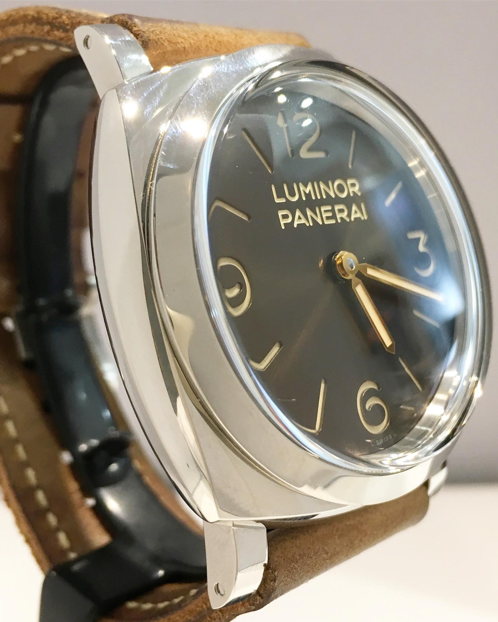 Montre occasion Panerai Luminor 3 Days PAM00665 Edition Ferretti.