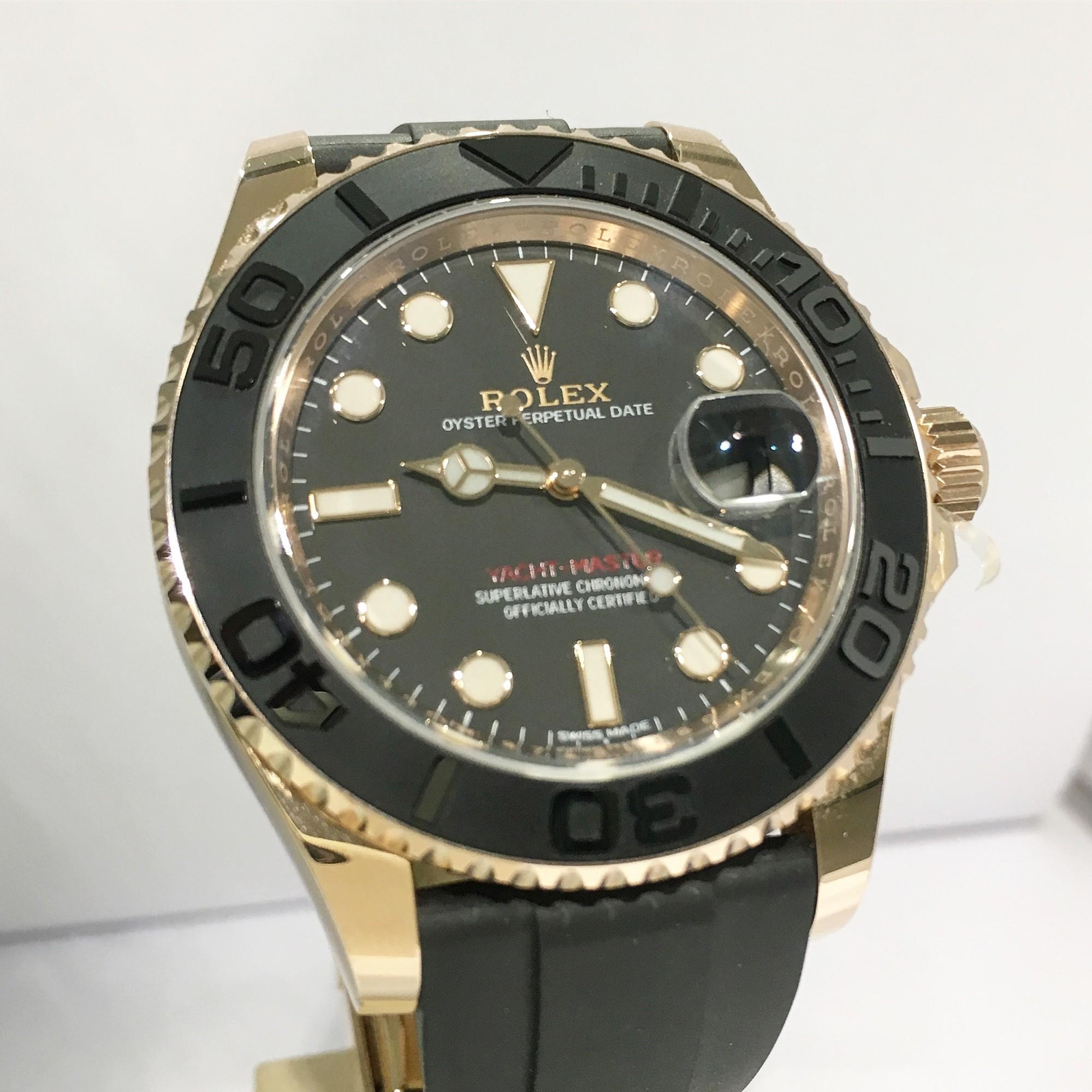 Montre occasion Rolex Yacht-Master 40 116655.