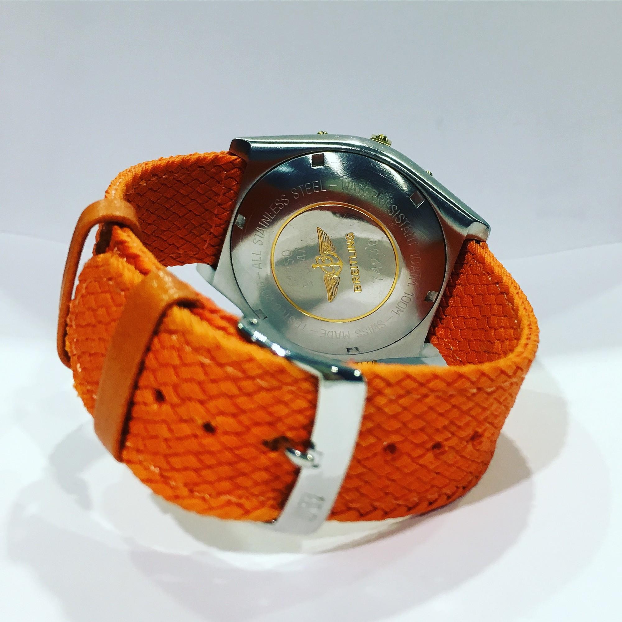 Montre occasion Breitling Chronomat Chronographe Yachting Regatta.