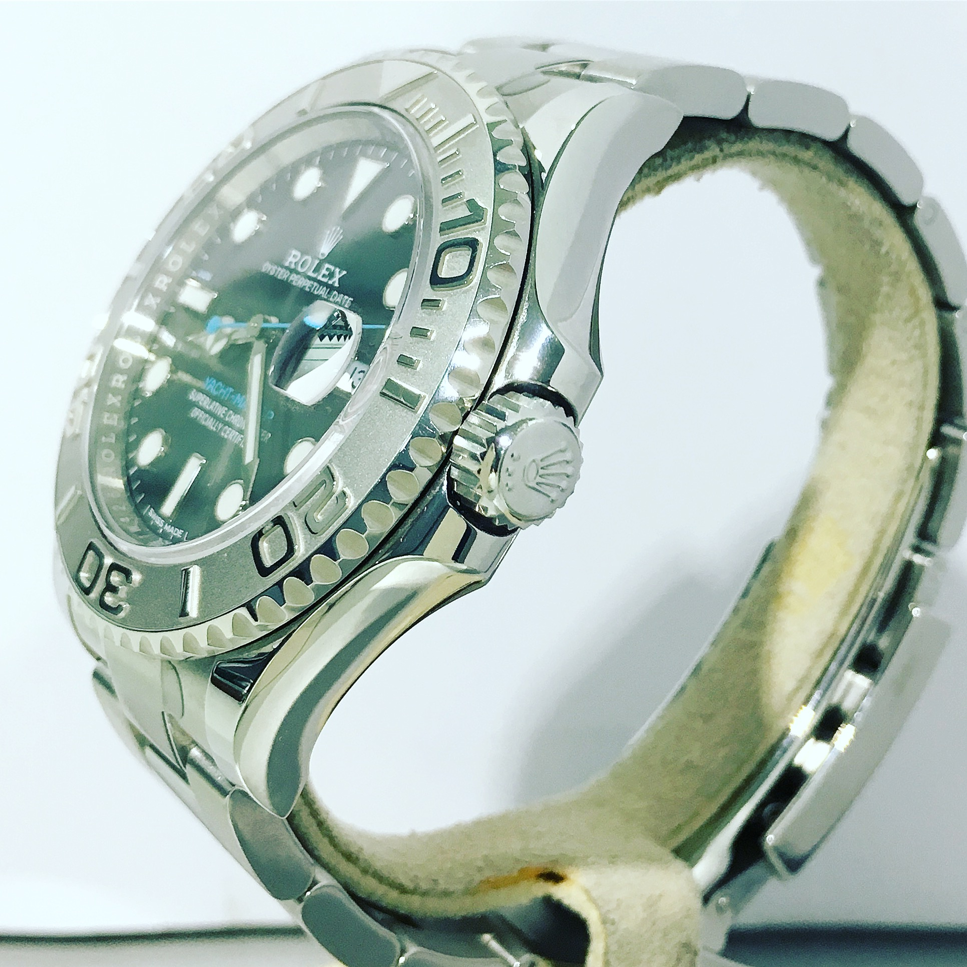 Montre occasion Rolex Yacht Master 116622.