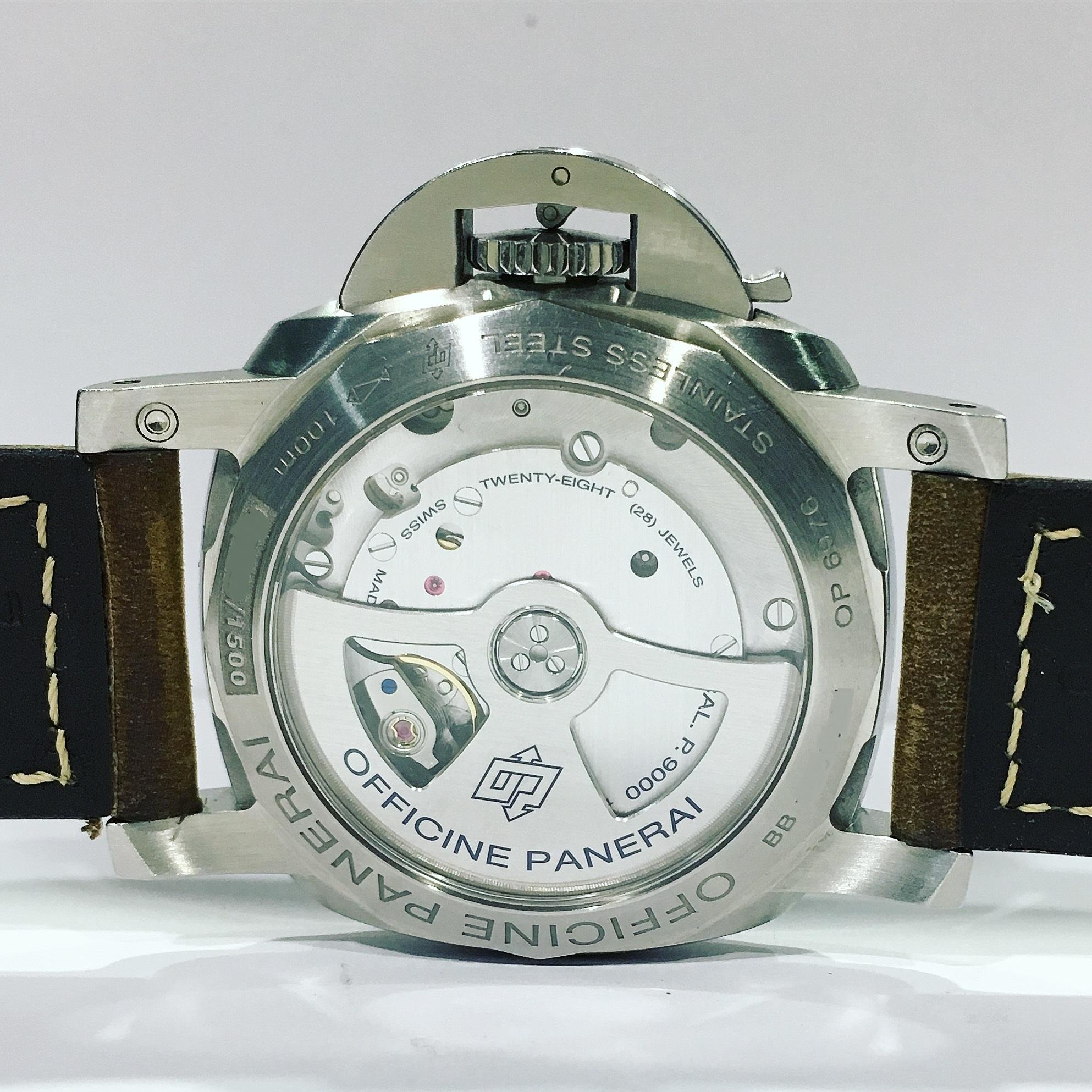 Montre occasion Panerai Luminor Marina 1950 3 Days PAM00392.