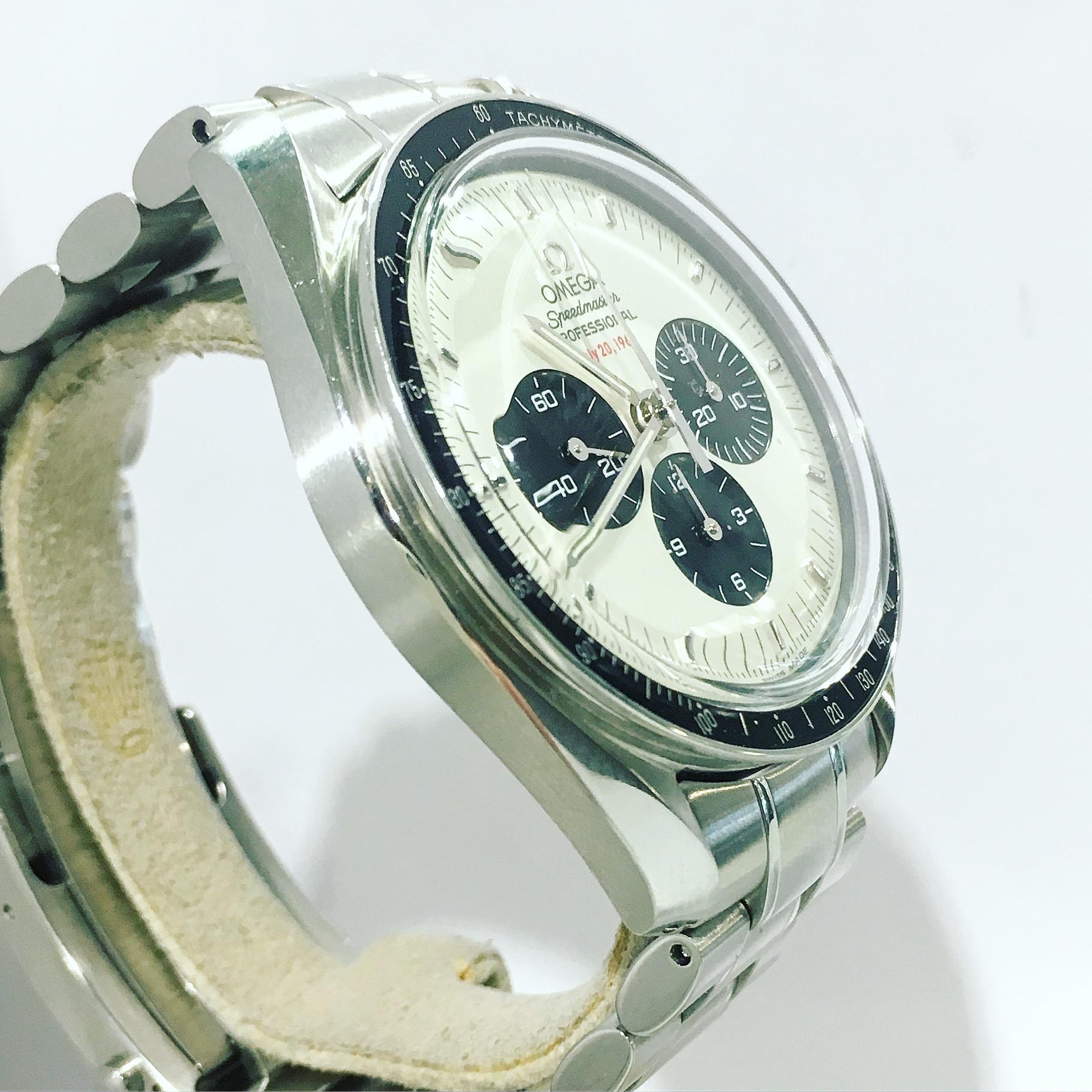 Montre occasion Omega Speedmaster Professional Apollo 11 35th anniversaire.