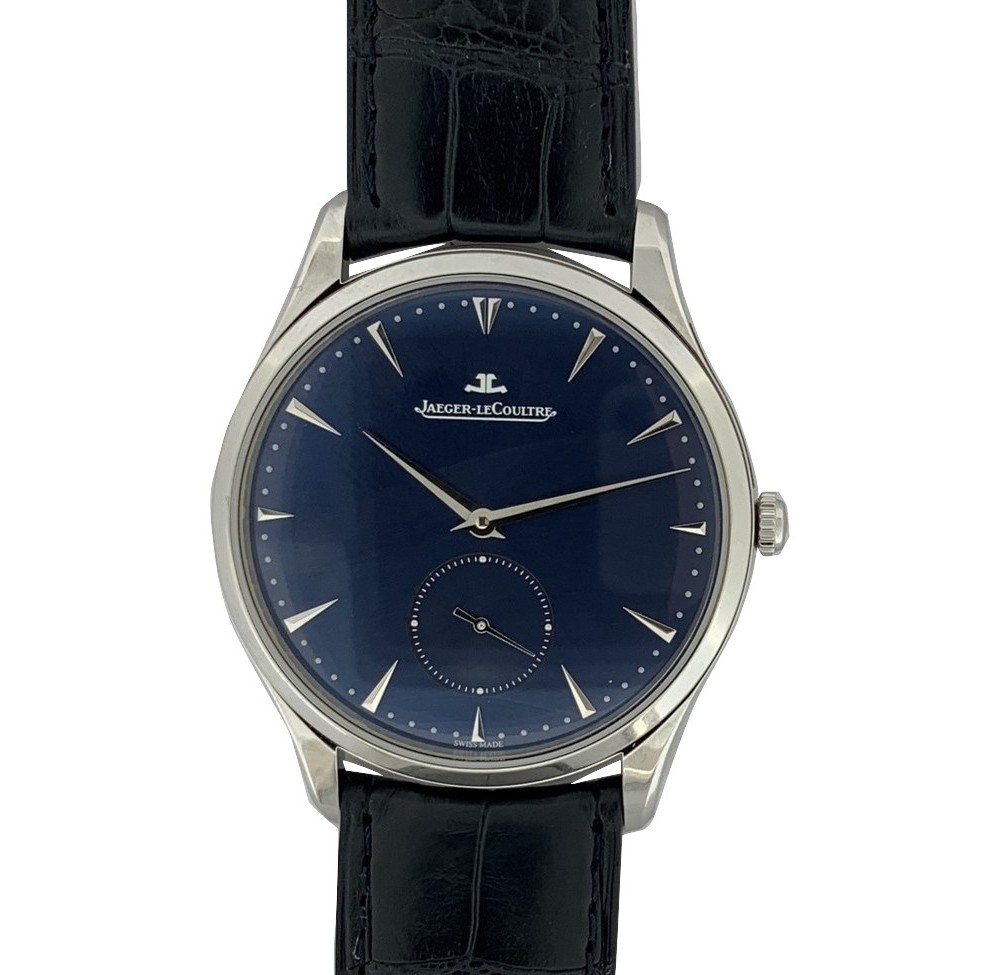 Montre occasion jaeger lecoultre master ultra thin small second achat montre aix marseille for Jaeger lecoultre occasion