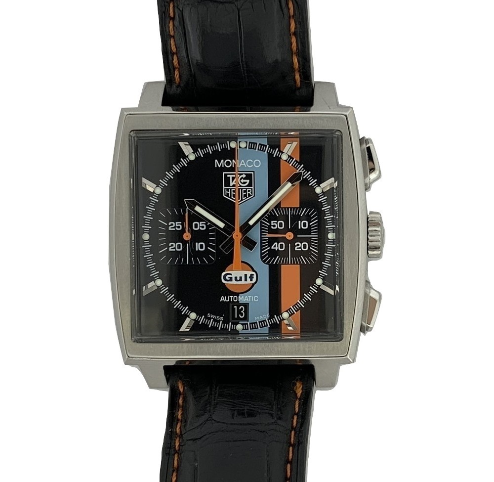 montre occasion tag heuer monaco chronographe gulf achat montre aix marseille berenger. Black Bedroom Furniture Sets. Home Design Ideas
