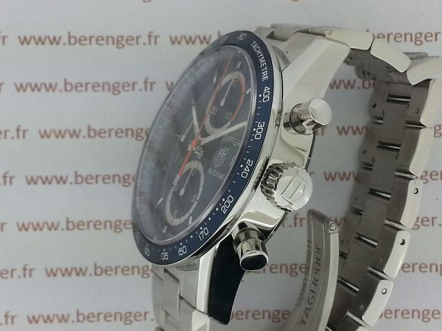 Montre occasion Tag Heuer Carrera Chronographe calibre16.