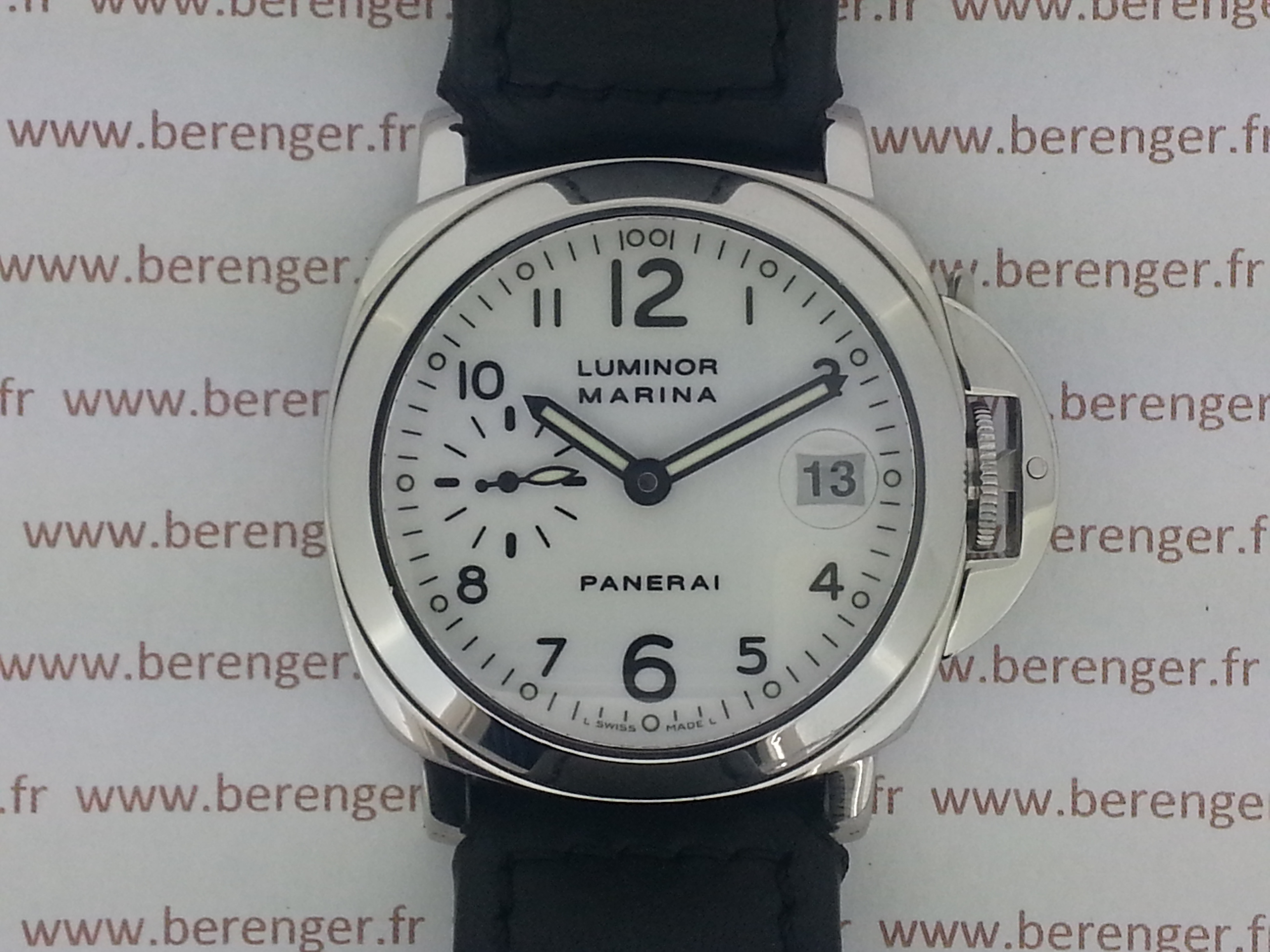 Montre occasion Panerai Luminor Marina PAM0048.
