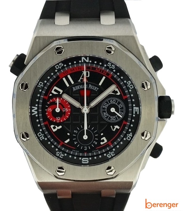 Montre occasion Audemars Piguet Royal Oak Off Shore Alinghi Polaris.