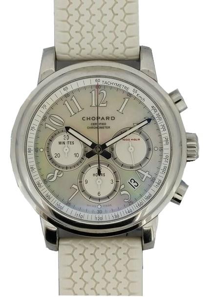 Montre occasion Chopard Mille Miglia Chronographe.