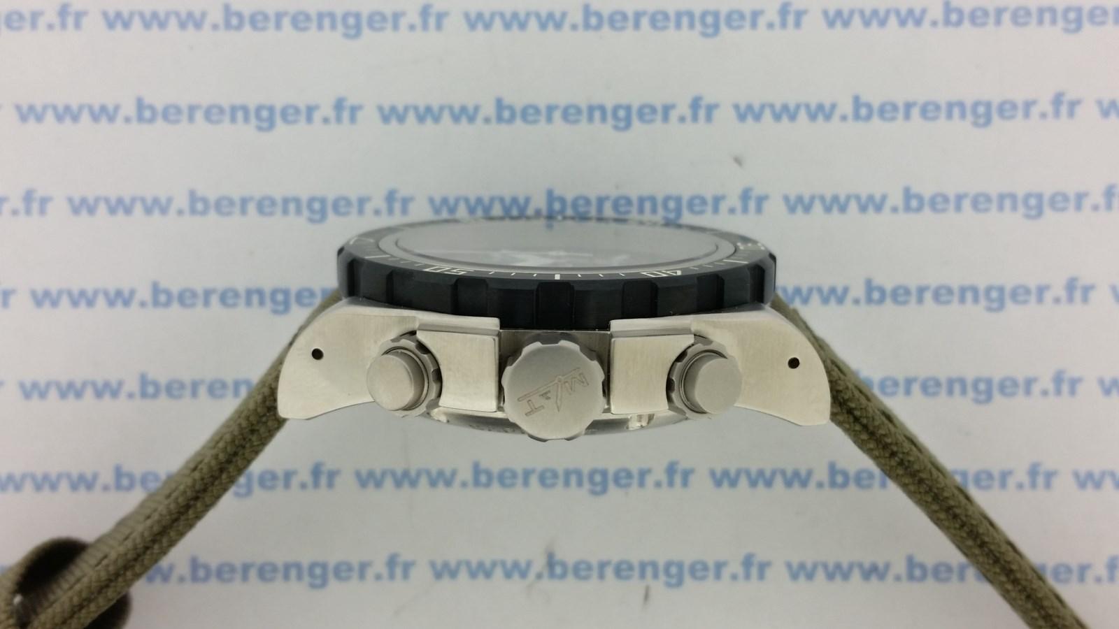 Montre Neuve Mer-Air-Terre Chronographe AG5CHL Terre.