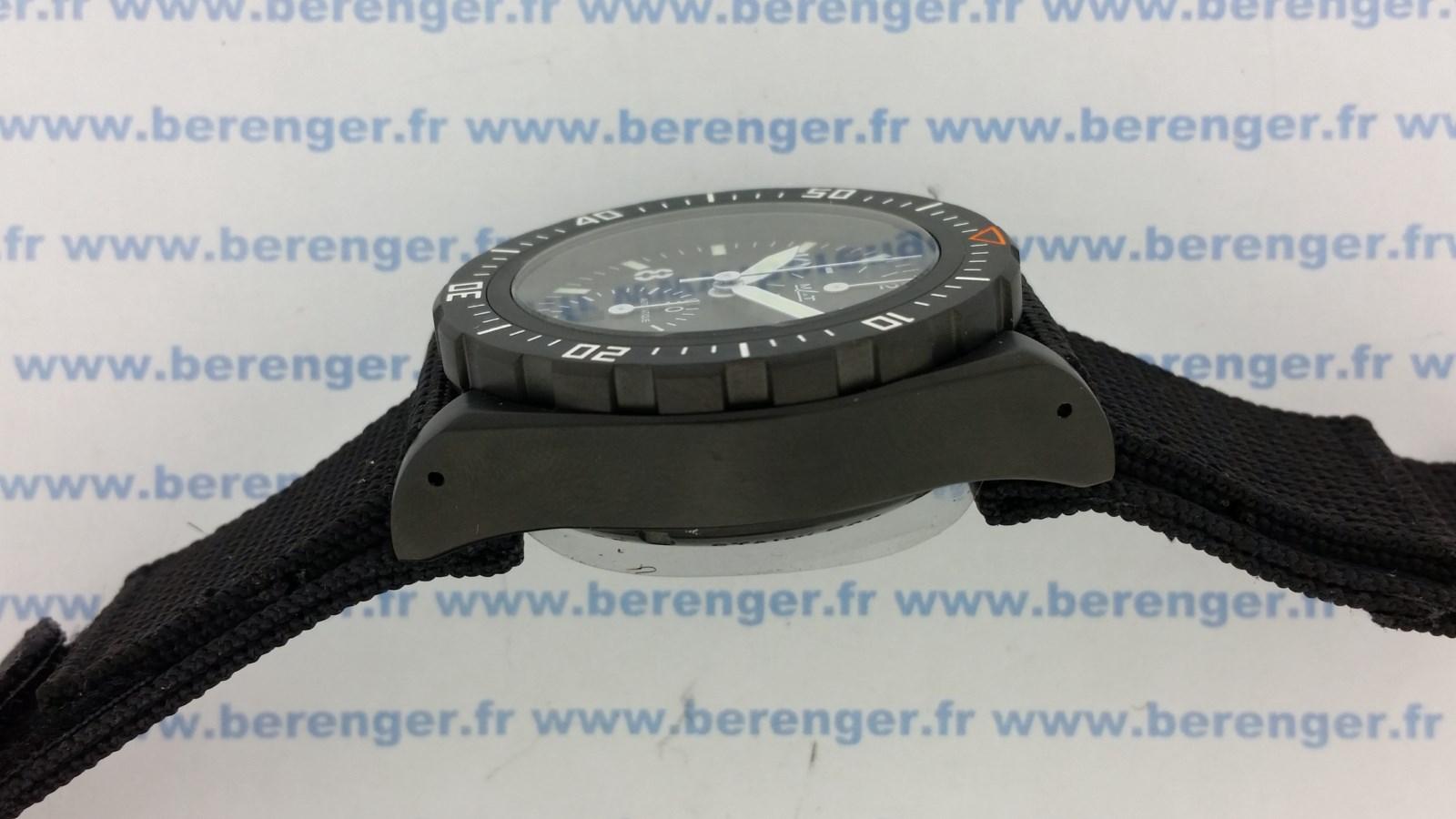 Montre Neuve Mer-Air-Terre Chronographe AG5CHL Commando.