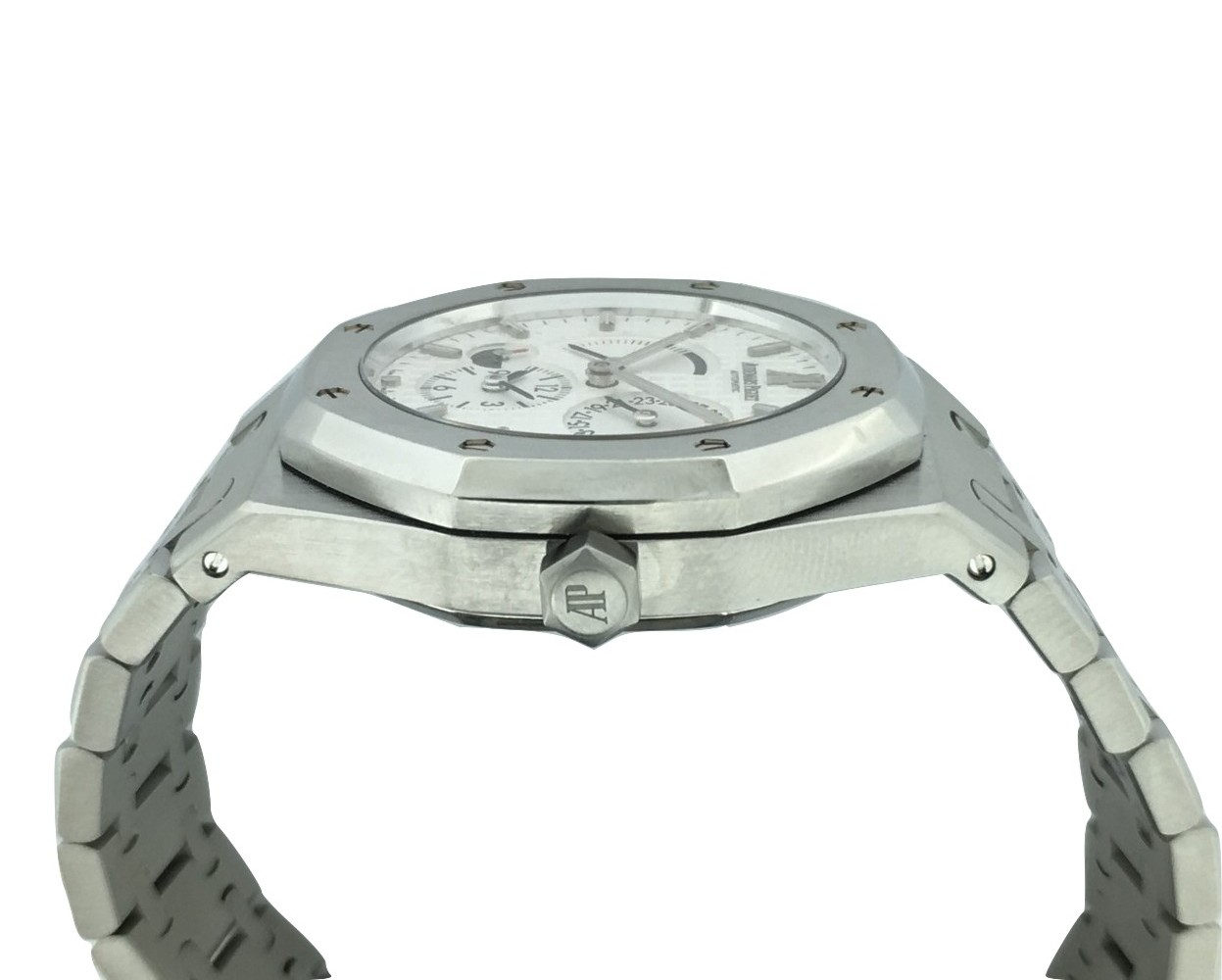 Montre occasion Audemars Piguet Royal Oak Dual Time 26120ST.