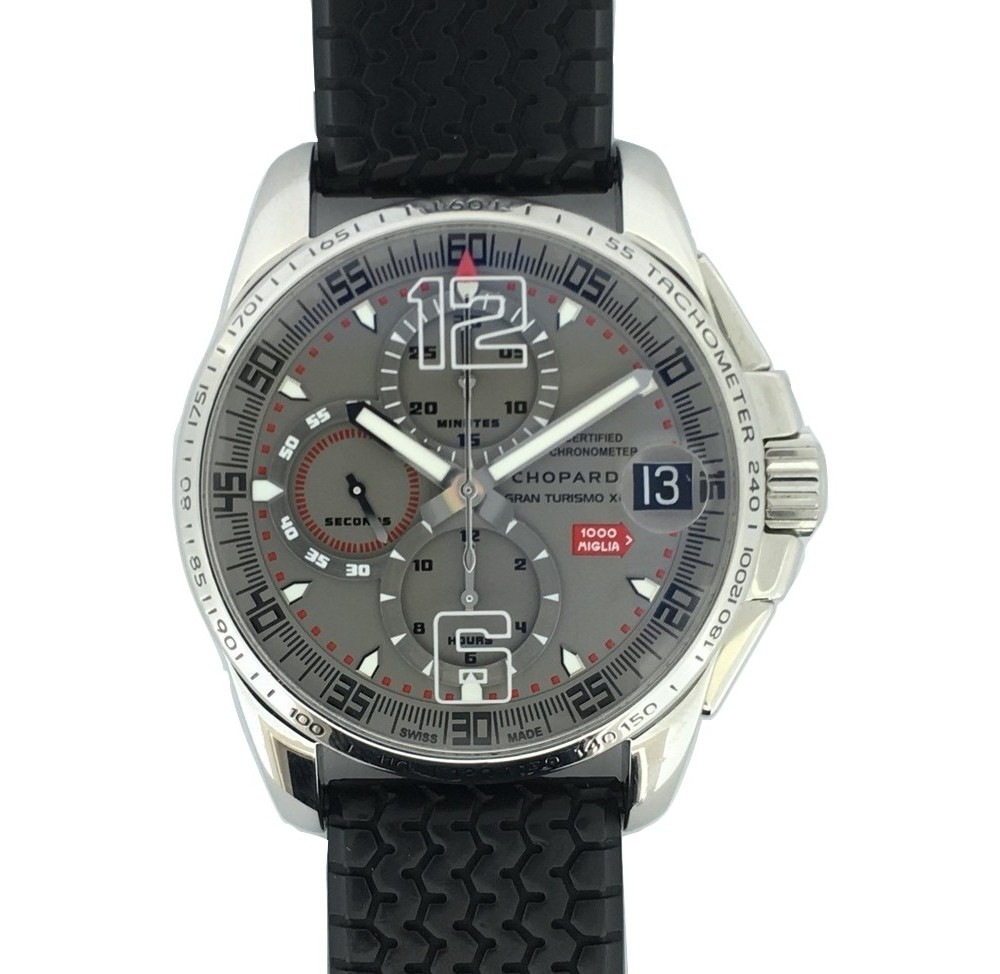 Montre occasion Chopard Mille Miglia GT XL chronographe limited edition.