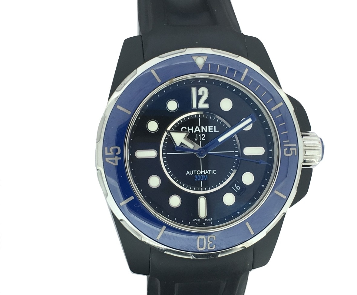Montre occasion Chanel J12 Marine 42mm .