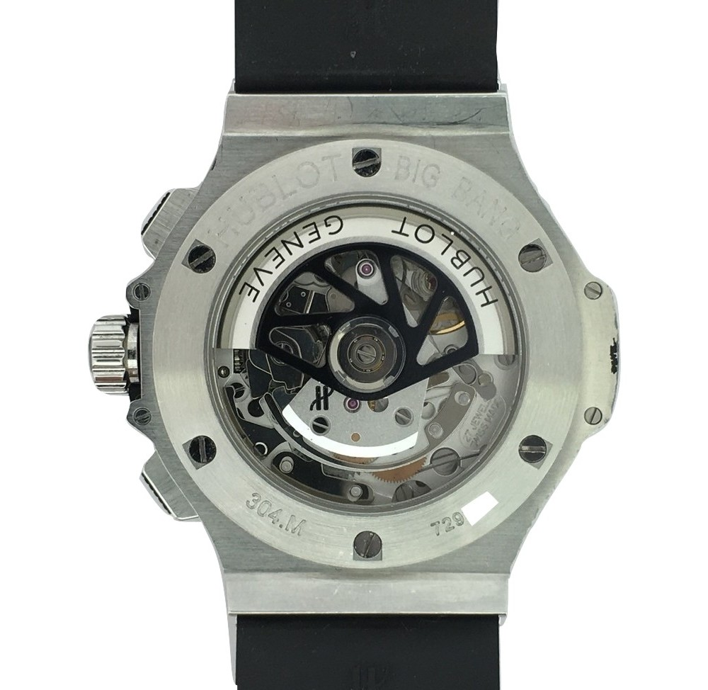 montre occasion hublot big bang chronographe 44mm achat. Black Bedroom Furniture Sets. Home Design Ideas