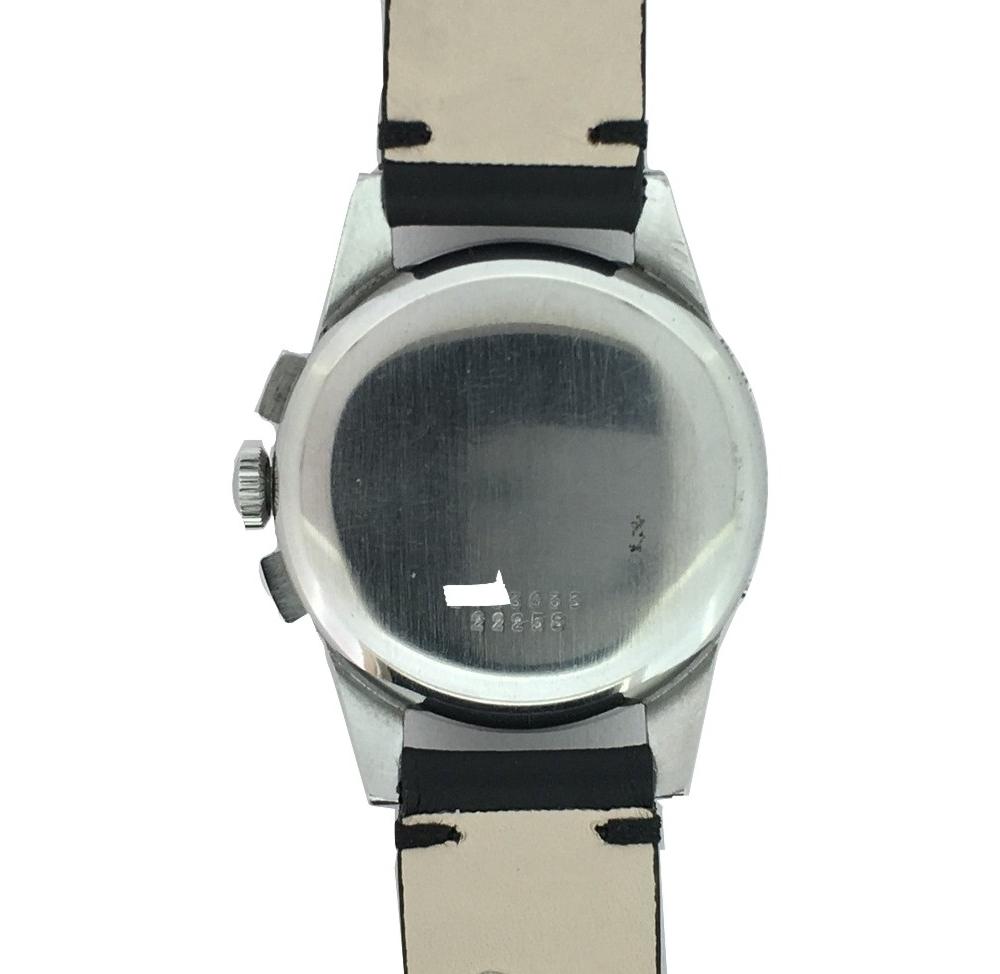 Montre occasion Universal Genève Chronographe TRI-COMPAX.