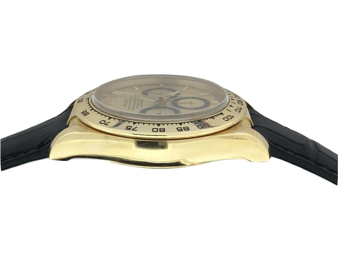 Montre occasion Rolex Daytona 16518 zénith.
