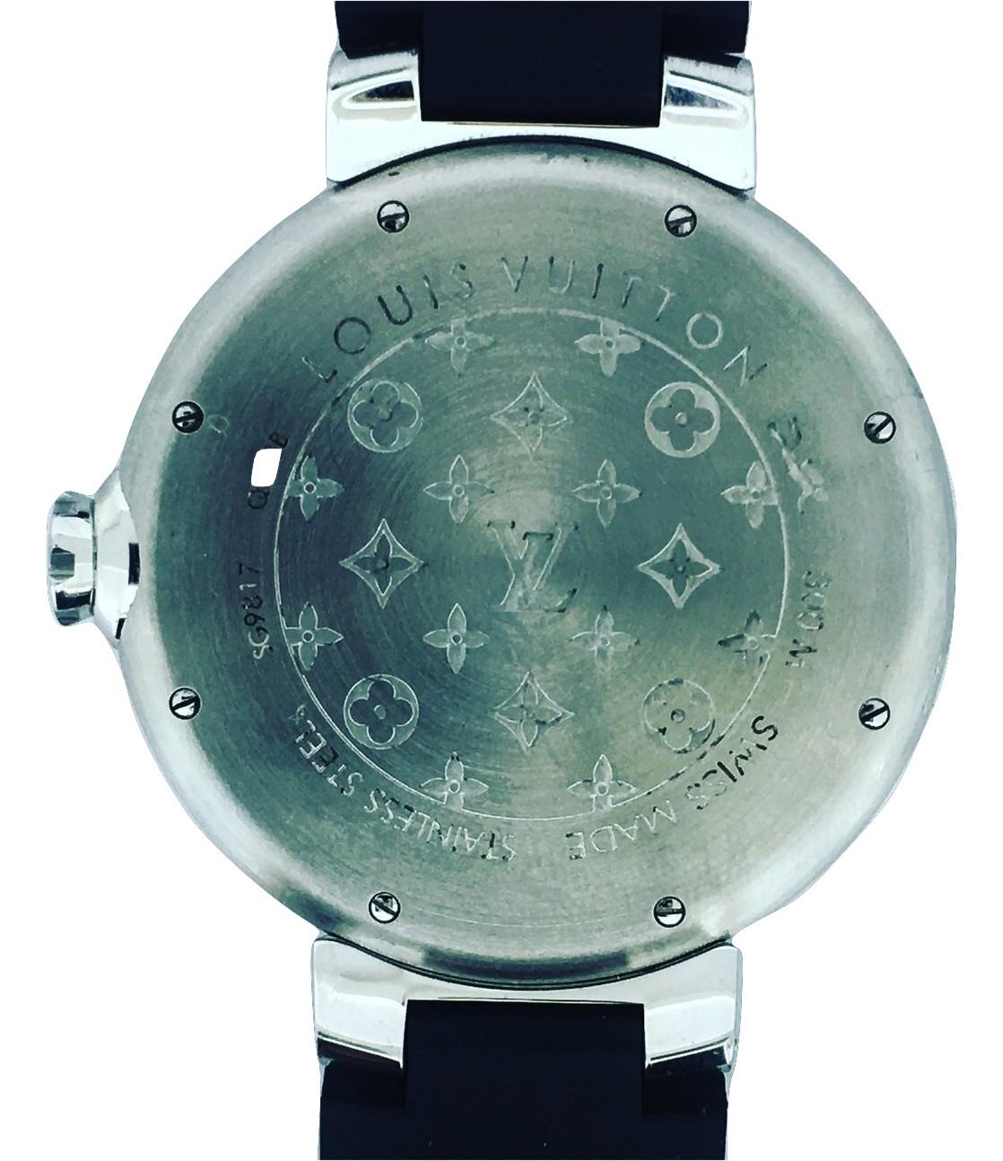 Montre occasion Louis Vuitton Tambour Diving.