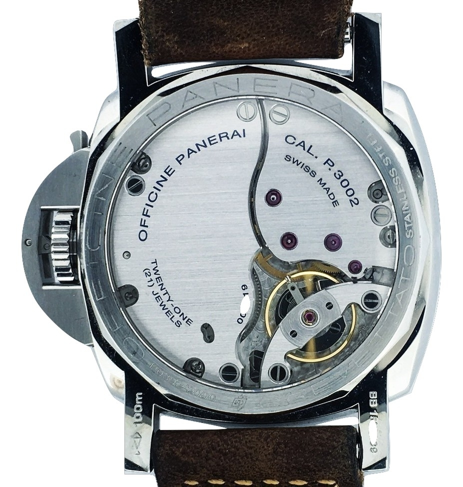 Montre occasion Panerai Luminor 1950 3 Days Mécanique PAM00423.