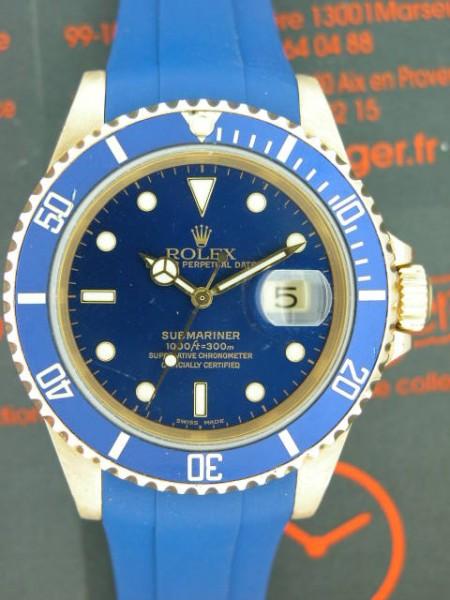 Montre occasion Submariner 16618